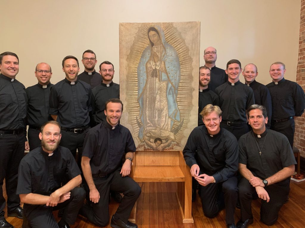 Jesuits of the UCS Province